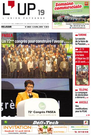 edition de L'Union paysanne